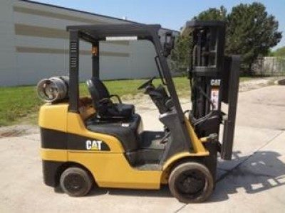 Find a tough used CAT 6000 forklift
