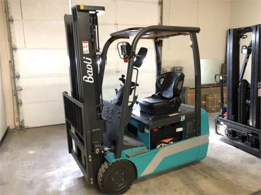 Get a great deal on a used Baoli KBET18 forklift