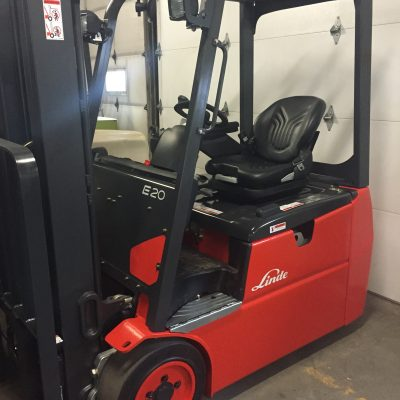 Find a new or used Linde forklift for your business